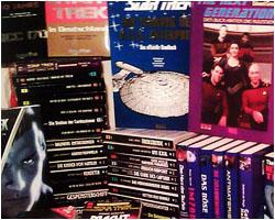 Meine kleine Star Trek-Sammlung